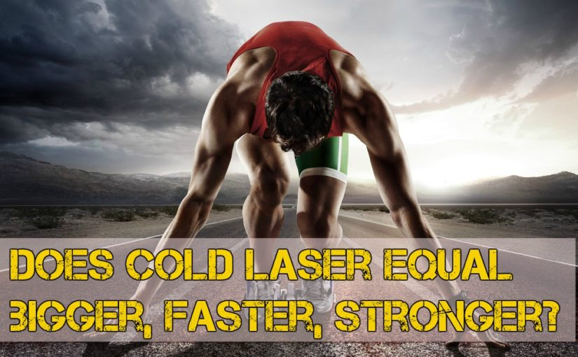 "Could Cold Laser Be a ""Secret Weapon"" for Sports Performance and Recovery?"